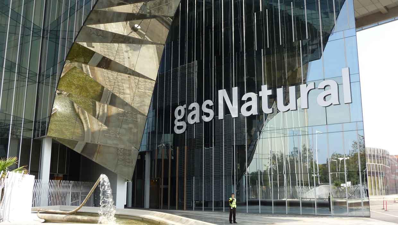 Edificio gas natural madrid edificio de oficinas for Oficinas gas natural